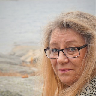 Bild på Eva Schiölde