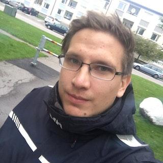 Bild på Alexander Vainioranta