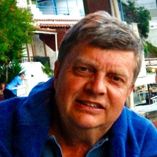 Bild på Jan Åke Lindgren
