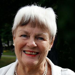 Bild på Eva Ljungberg