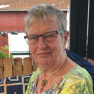 Bild på Marianne Åström