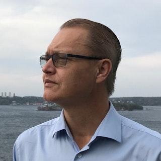 Bild på Johan Byman